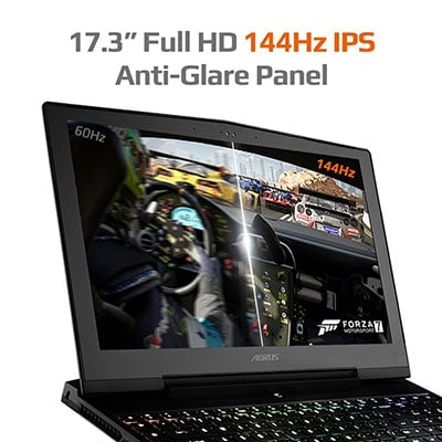 Display Aorus X7 DT v8 Gaming Laptop