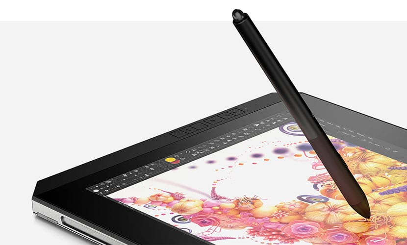 Display HP ZBook x2 G4 Detachable Workstation Laptop