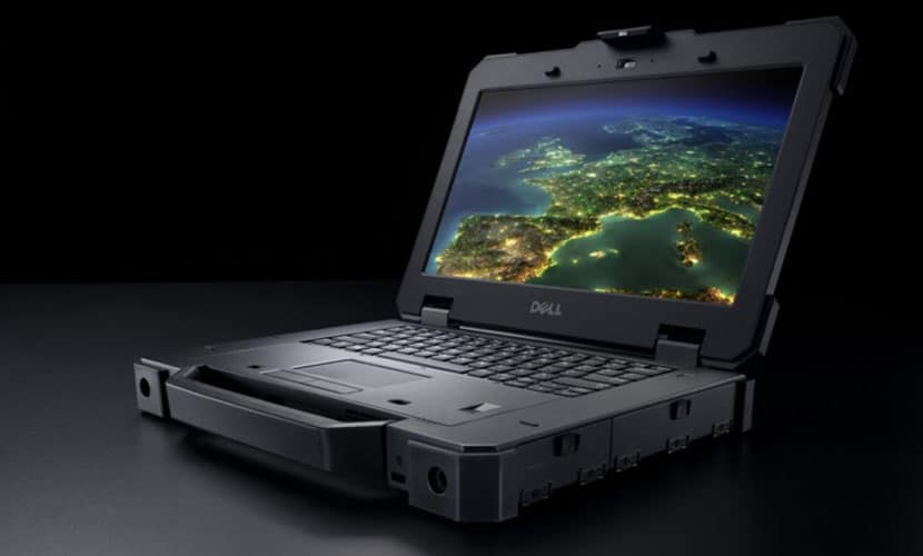 Featured Cover New Dell Latitude 14 7414 Rugged Extreme Laptop