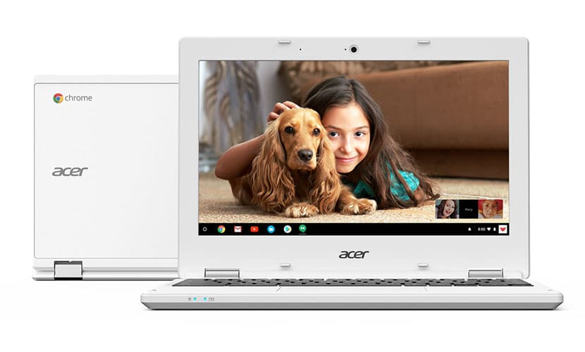 Featured image Acer Chromebook 11 CB3-132-C4VV Cheap Laptop