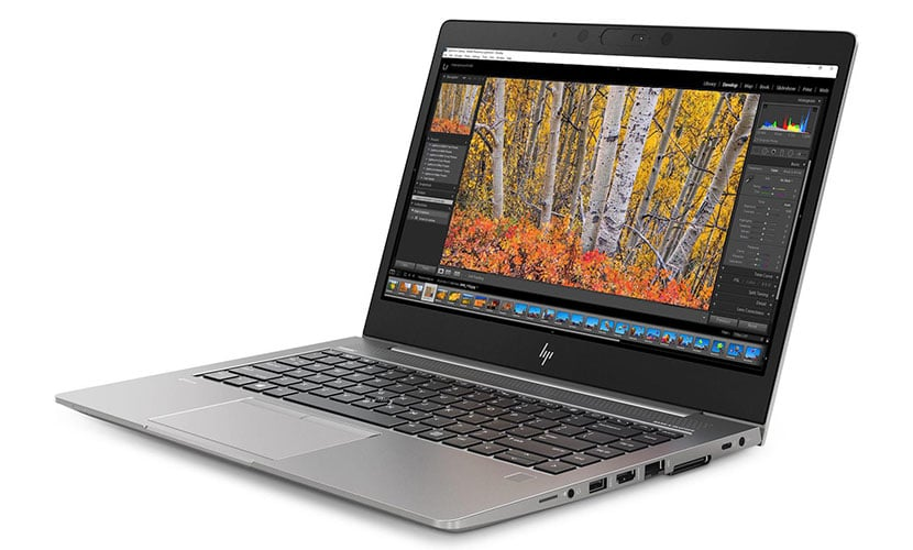 HP ZBook 14u G5 Mobile Workstation Review
