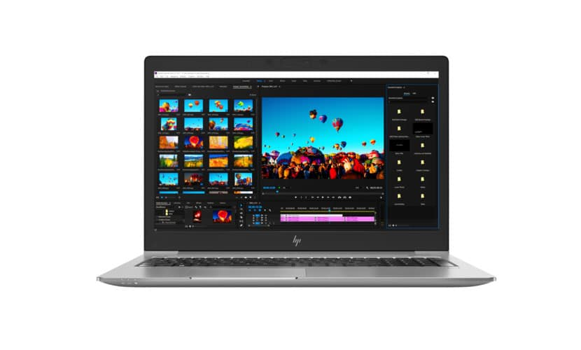 HP ZBook 15u G5 Mobile Workstation Review