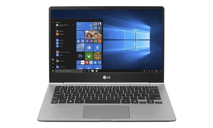 LG Gram 13Z980-A.AAS7U1 Laptop Review