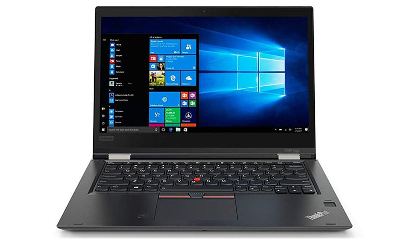 Lenovo ThinkPad X380 Yoga 2-in-1 Convertible Laptop Review