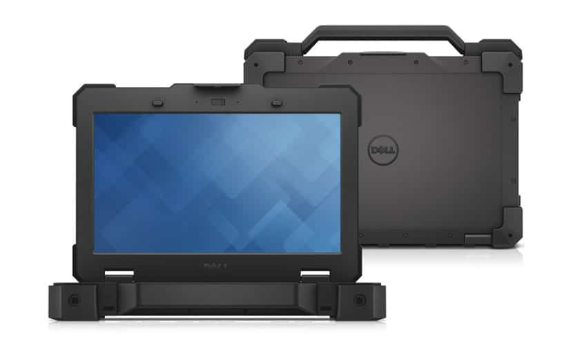 New Dell Latitude 14 7414 Rugged Extreme Laptop Overview