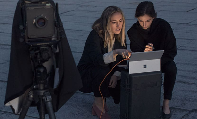 New Microsoft Surface Pro for photographers