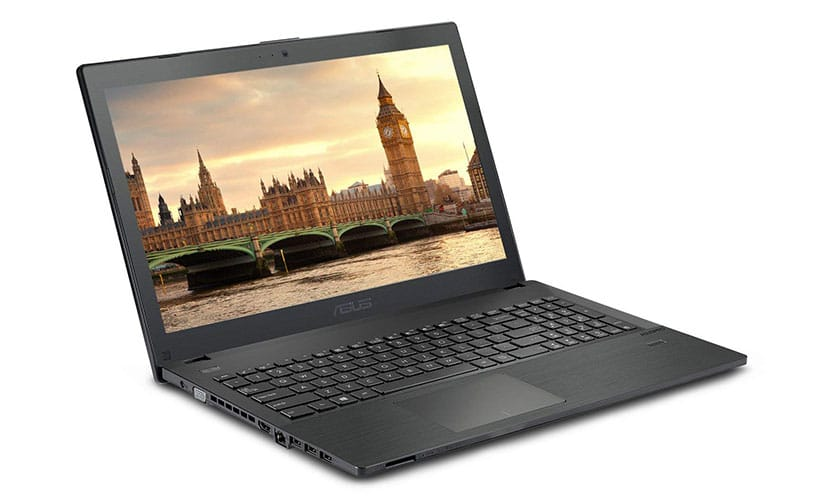 Performance ASUSPRO P2540UB-XB51 Business Laptop