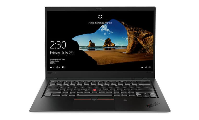 Performance Lenovo ThinkPad X1 Carbon (6th Gen)