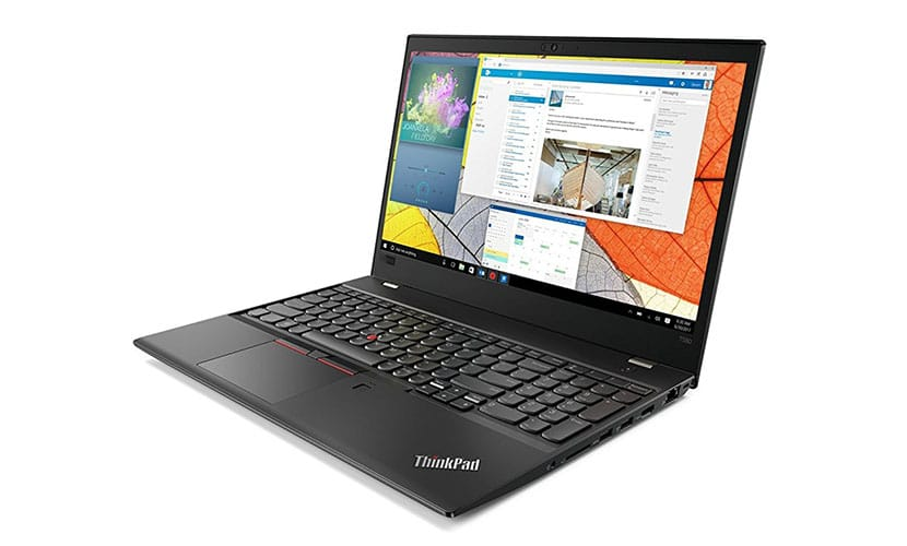Productivity Lenovo ThinkPad T580 Laptop