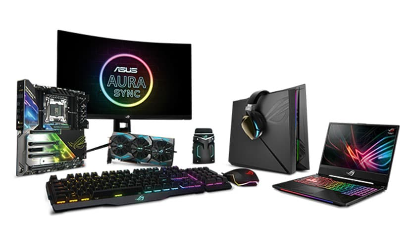 Share Your #AURASync RGB Picture and Win ROG Strix Fusion 700 - My