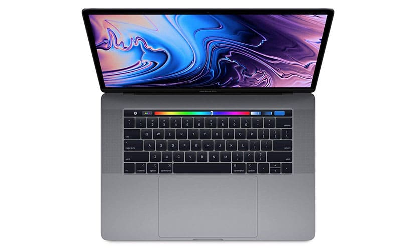Touchbar and keyboard Newest Apple MacBook Pro (8th Gen. Processor)