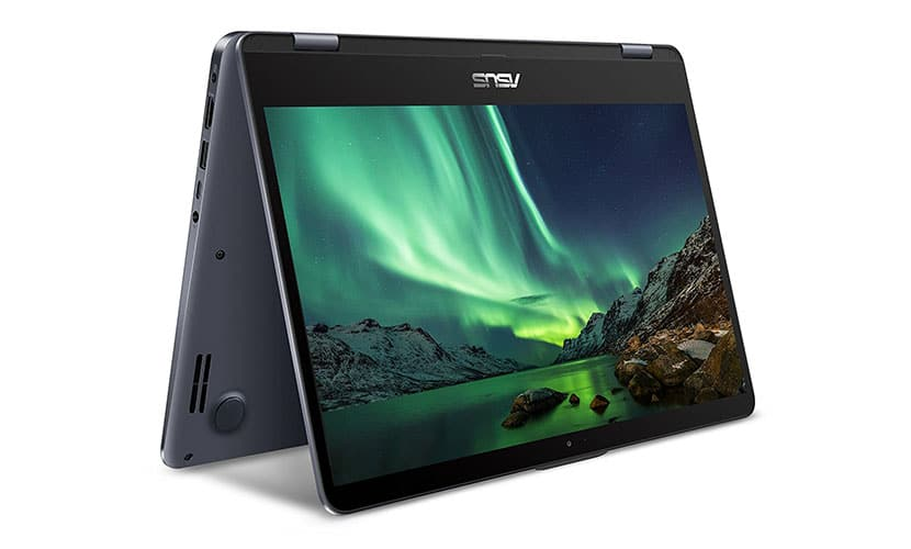 ASUS VivoBook Flip 14 TP410UA-DS71T Convertible Laptop Review