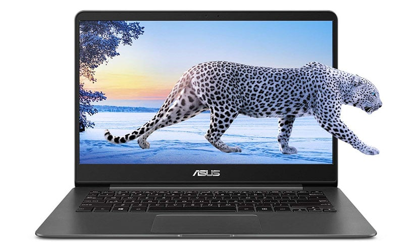 ASUS ZenBook UX430UA-DH74 Thin and Light Laptop