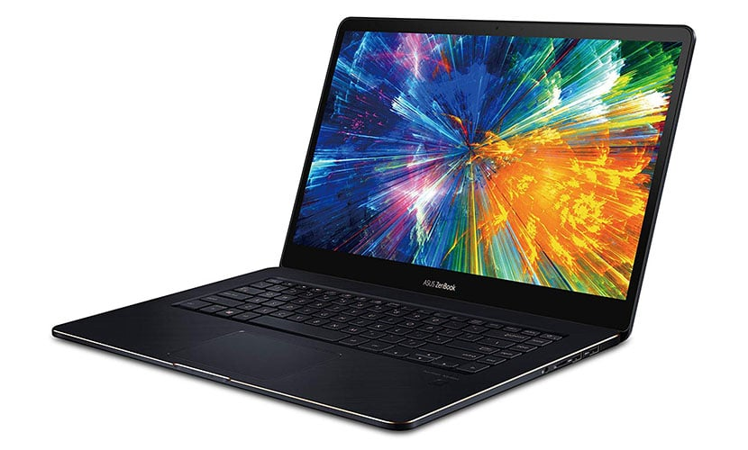 ASUS Zenbook Pro UX550GE-XB71T Now Available on Amazon
