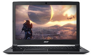 Acer Aspire 7 Casual Gaming Laptop for Minecraft (Recommended)