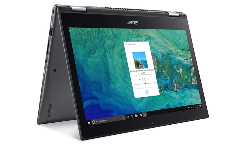 Acer Spin 3 SP314-51-59NM Laptop Review