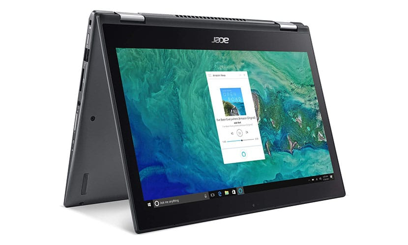 Acer Spin 5 SP513-52N-52PL Convertible Laptop Review