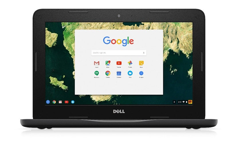 Dell Chromebook 3180 Education Review