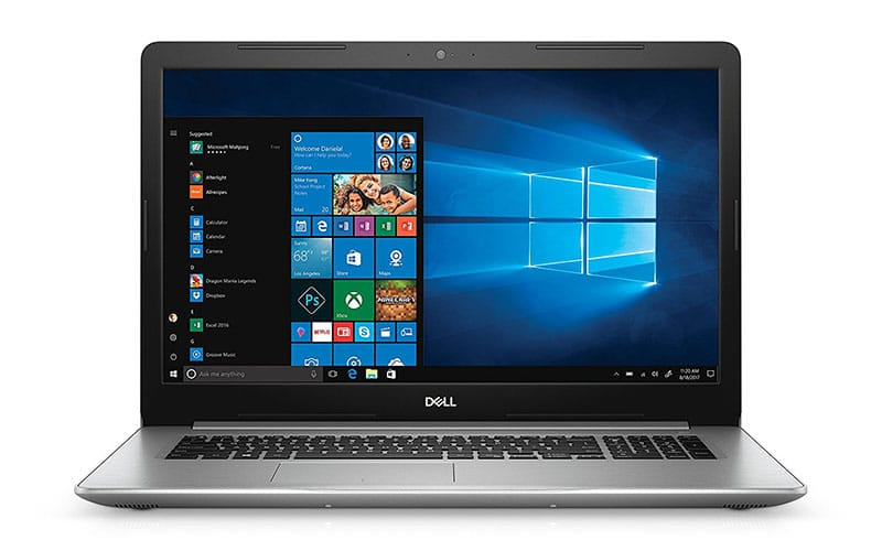 Dell Inspiron 17 i5770-5463SLV-PUS Laptop Review