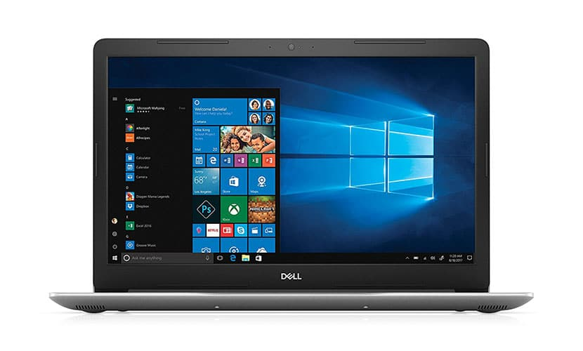 Dell Inspiron 17 i5770-7449SLV-PUS Laptop Review