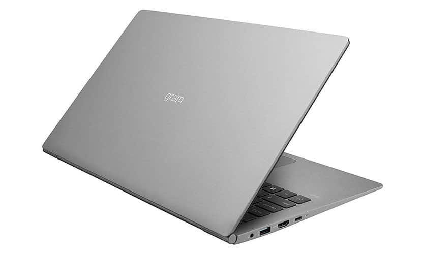 Design LG Gram 15Z980-A.AAS7U1 Thin and Light Laptop