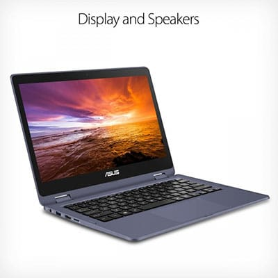 Display ASUS VivoBook Flip 12 J202NA-DS01T