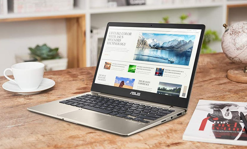 Featured image ASUS ZenBook 13 UX331UA-AS51 Ultra-Slim Laptop