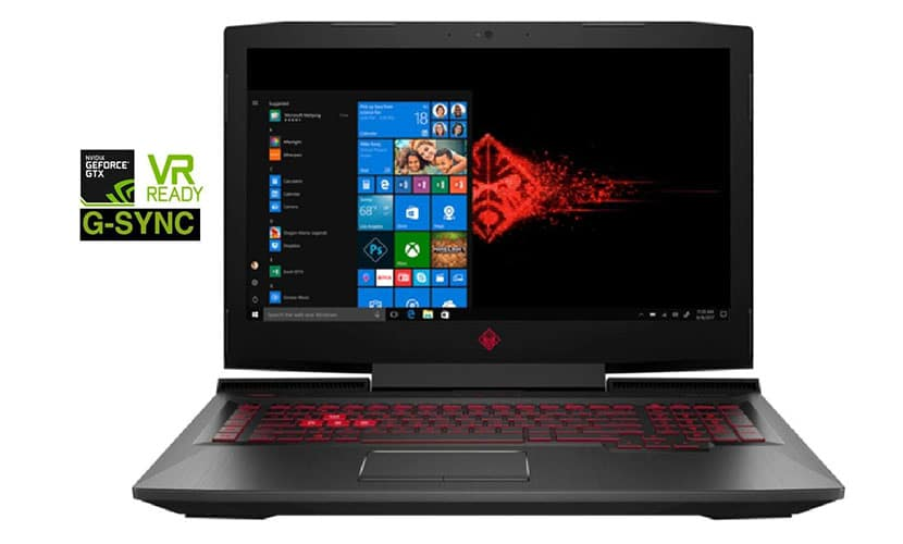 HP OMEN 17t Premium Gaming Laptop Review