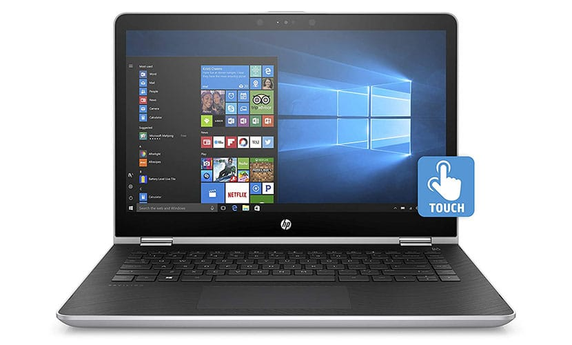 HP Pavilion x360 14-ba110nr Convertible Laptop Review