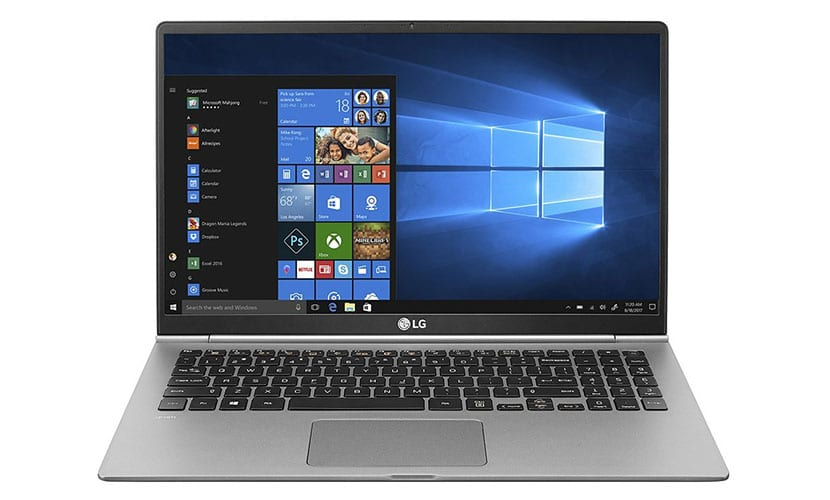 LG Gram 15Z980-A.AAS7U1 Thin and Light Laptop Review