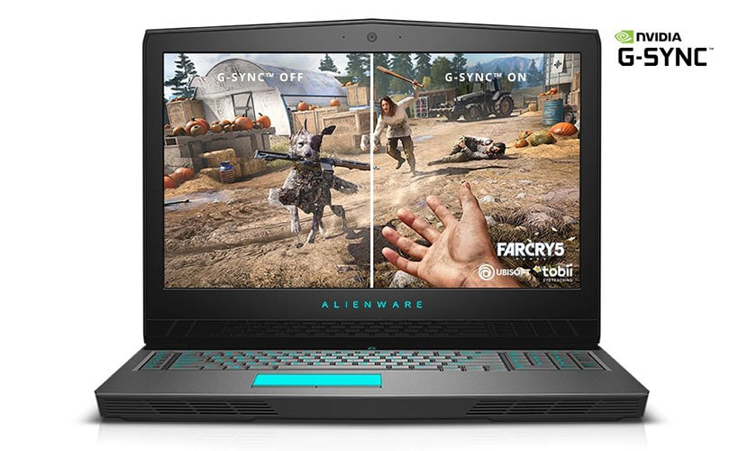 NVIDIA graphics Alienware 17 R5 Gaming Laptop