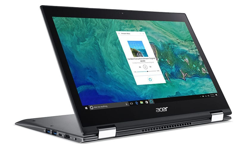 Performance Acer Spin 5 SP513-52N-52PL Convertible Laptop