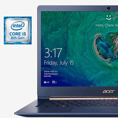 Performance Acer Swift 5 SF514-52T-50AQ Laptop