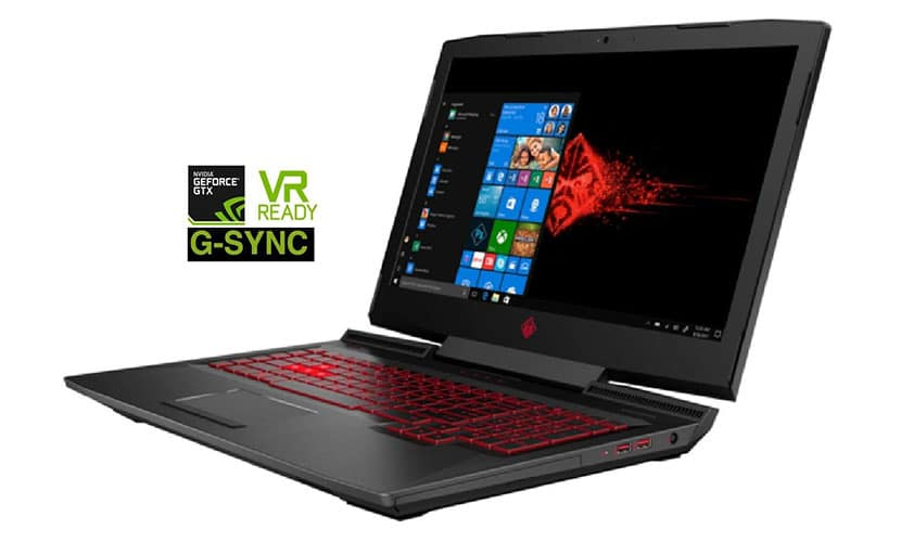 Performance HP OMEN 17t Premium Gaming Laptop