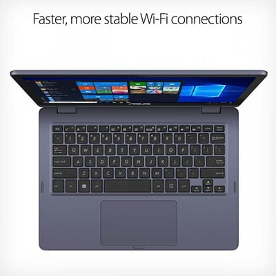 Wi-Fi connections ASUS VivoBook Flip 12 J202NA-DS01T