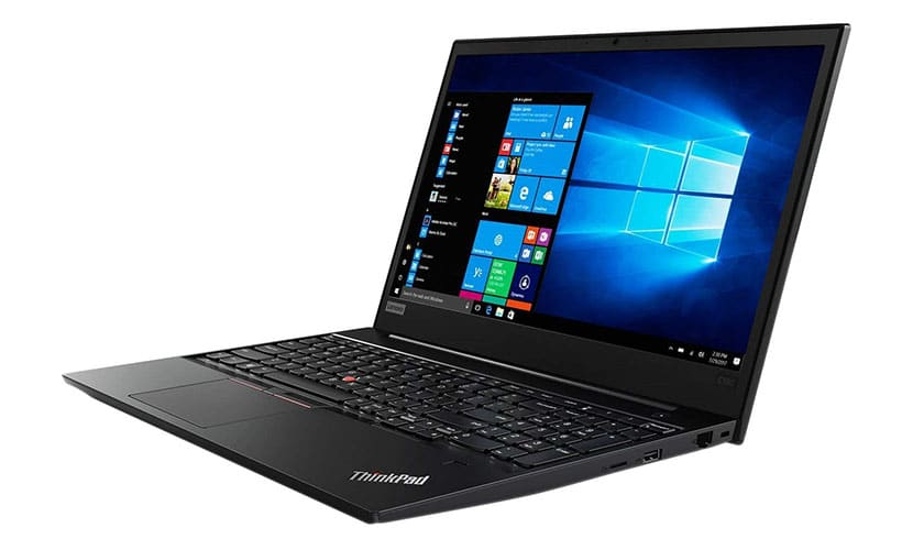 Windows 10 OS Lenovo ThinkPad E580