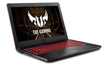 ASUS TUF FX504GD-ES51 Cheap Gaming Laptop for Fortnite