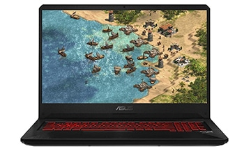ASUS TUF FX705DY Gaming Laptop with Ryzen 5 3550H Processor