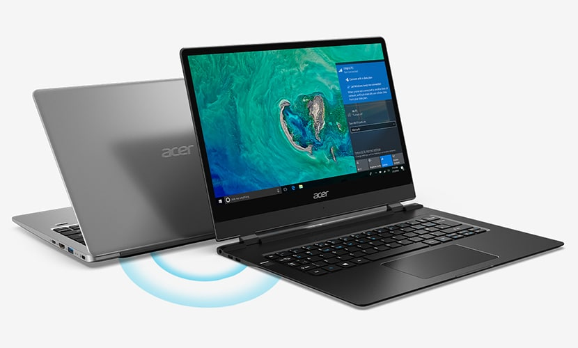 Acer Swift 3 and Swift 7 comes with 4G LTE
