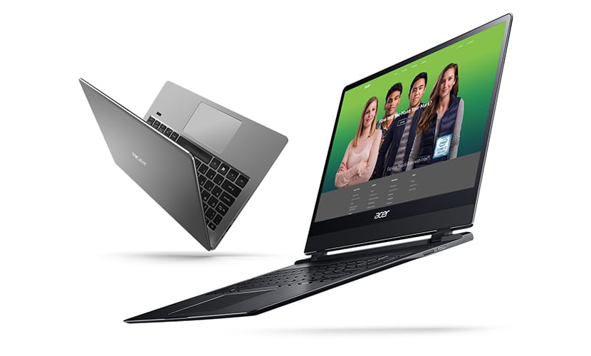 Acer Swift 3 and Swift 7