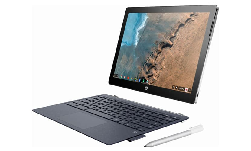 Detachable design HP Chromebook x2 12-f015nr