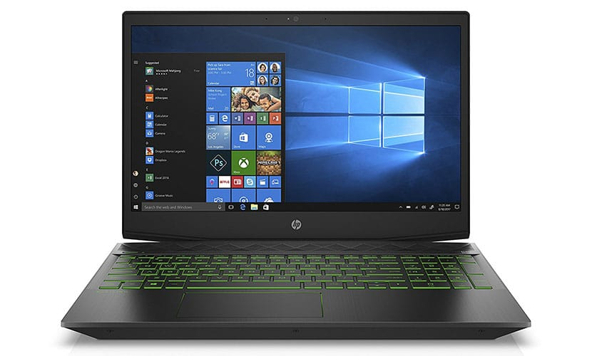 HP Pavilion 15-cx0045nr 15-inch gaming laptop