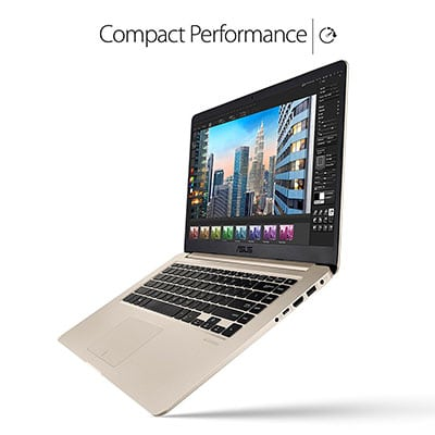 Performance with i5-8250U and NVIDIA ASUS VivoBook S S510UN-DB55