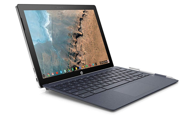 Powerful processing HP Chromebook x2 12-f015nr
