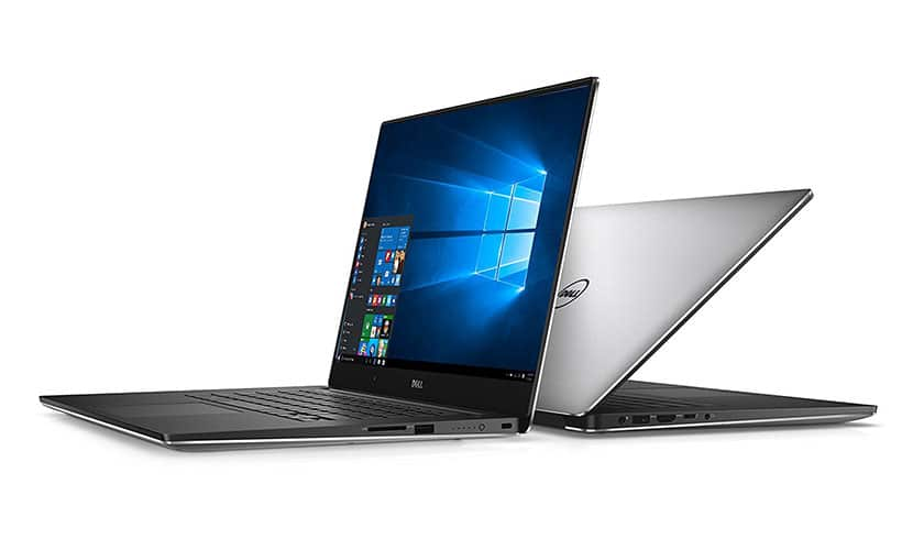 featured dell xps9560-5000slv-pus