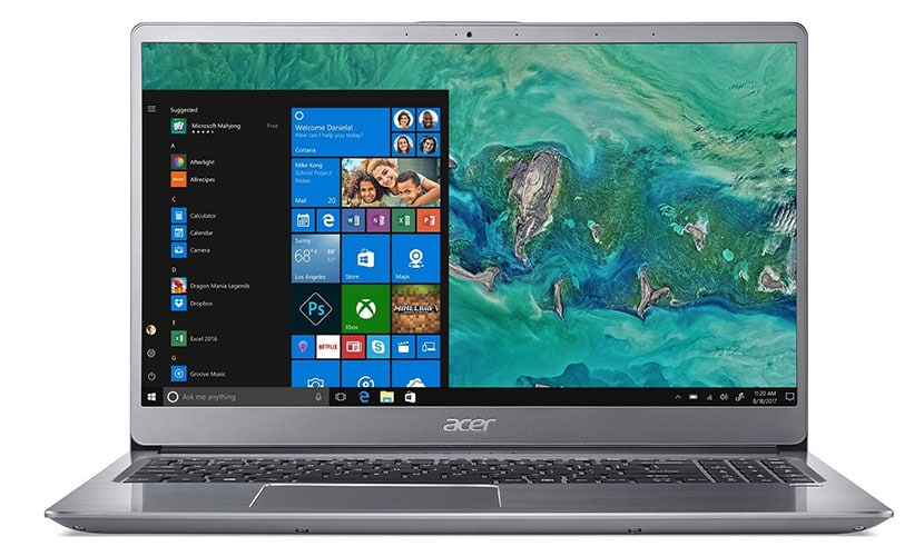 acer swift 3 sf315-52g-82tv ultra thin laptop