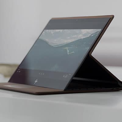 convertible design hp spectre folio 13