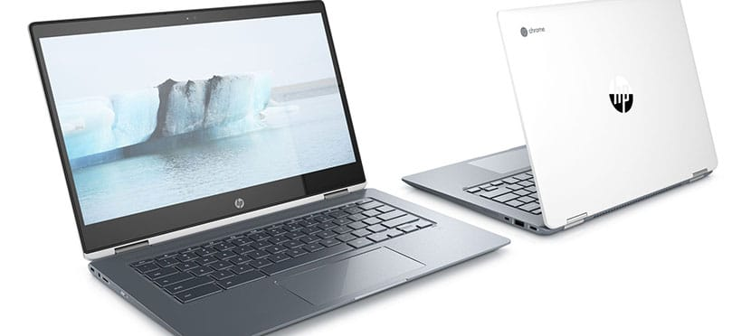 design hp chromebook x360 14