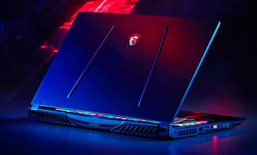 design that stand out msi ge75 raider