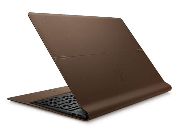 hp spectre folio 13-ak0015nr left rear facing